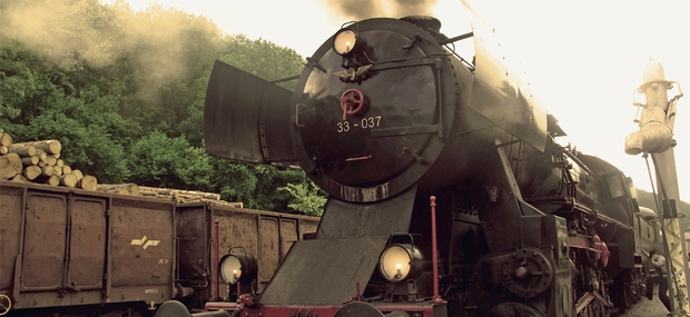 Z muzejskim vlakom do Goriških brd