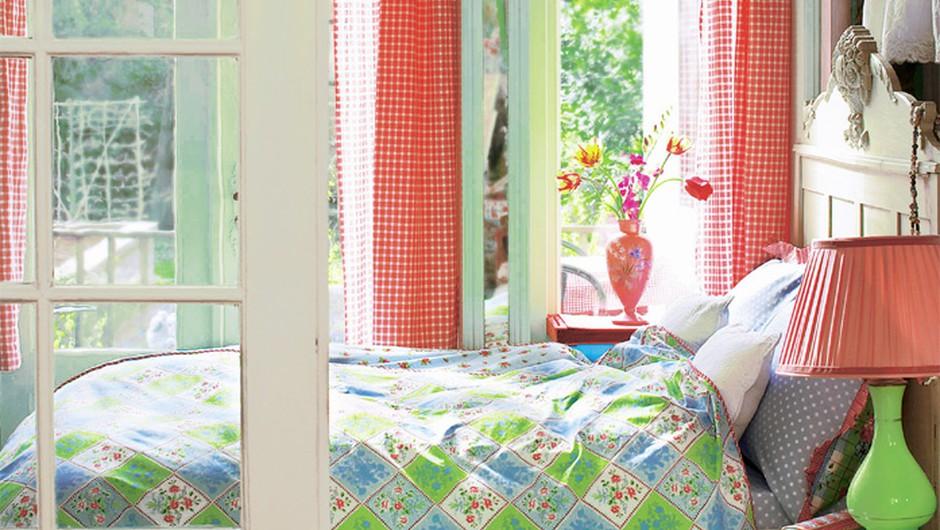 Spalnico spremenite v raj za spanje (foto: promocijsko)