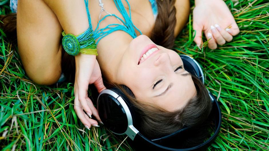 Umirjanje in sproščanje z glasbo  (foto: Shutterstock)
