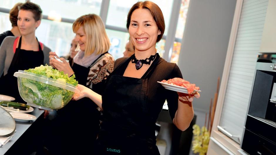 Sensa kuharski tečaj: Po jutru se (srečen) dan pozna (foto: Mateja Jordović Potočnik, Shutterstock)