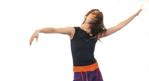 Ples brez forme Kristine De Ventus