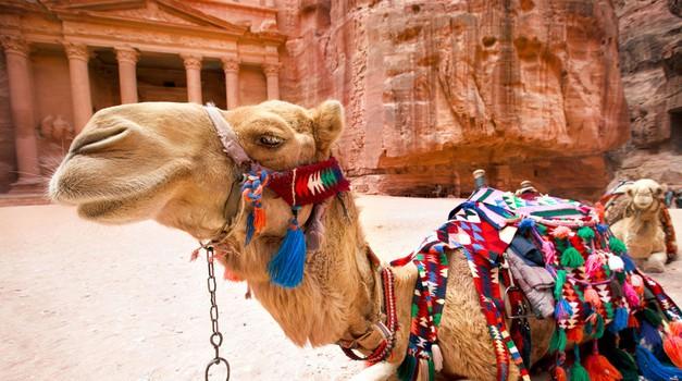 Jordanija za prvomajske počitnice! (foto: Shutterstock)