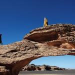 Tuaregi - puščavski nomadi (foto: Davor Rostuhar)