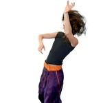 Kristina De Ventus, ples brez forme (foto: Helena Krmelj)