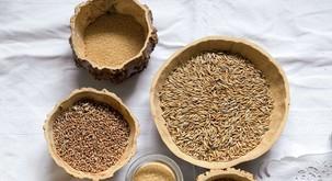 Ta štiri žita so zdrav in okusen vir energije