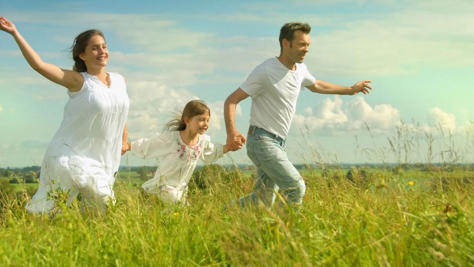 Kako začutiti svojega otroka (foto: Shutterstock)