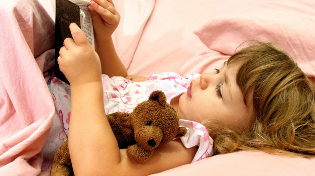 Ko naše najmlajše boli trebušček (foto: Shutterstock)