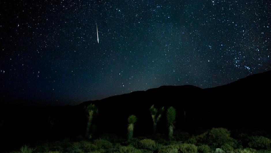 Opazovanje meteorskega dežja v avgustovskih nočeh. (foto: Profimedia)