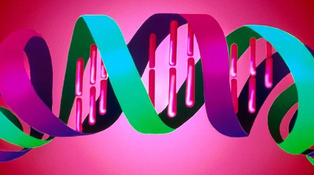 DNK lahko modificiramo z besedami in frekvencami. (foto: Profimedia)