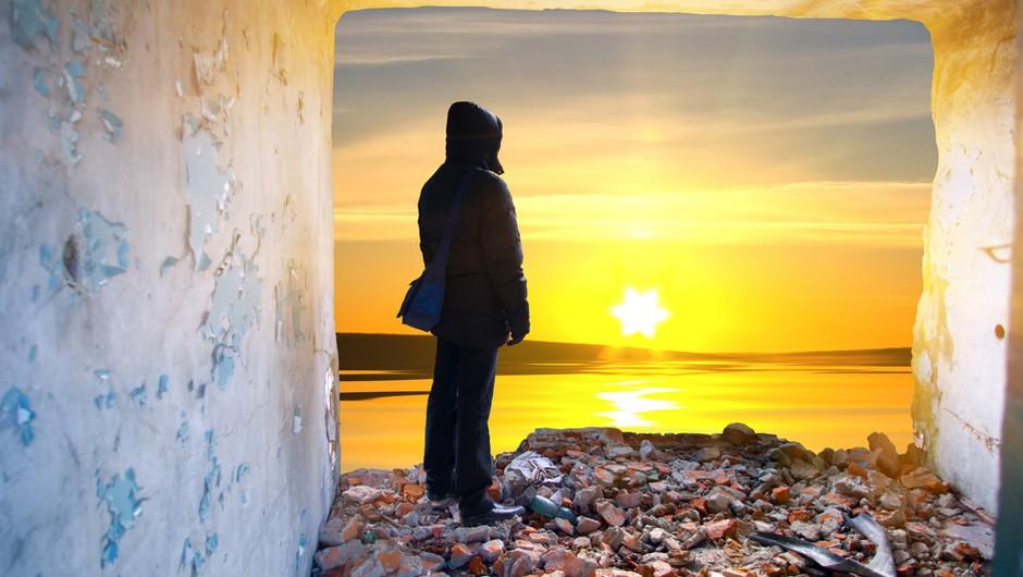 Zakaj so vera upanje in ljubezen nujni za naš obstoj? (foto: Shutterstock)