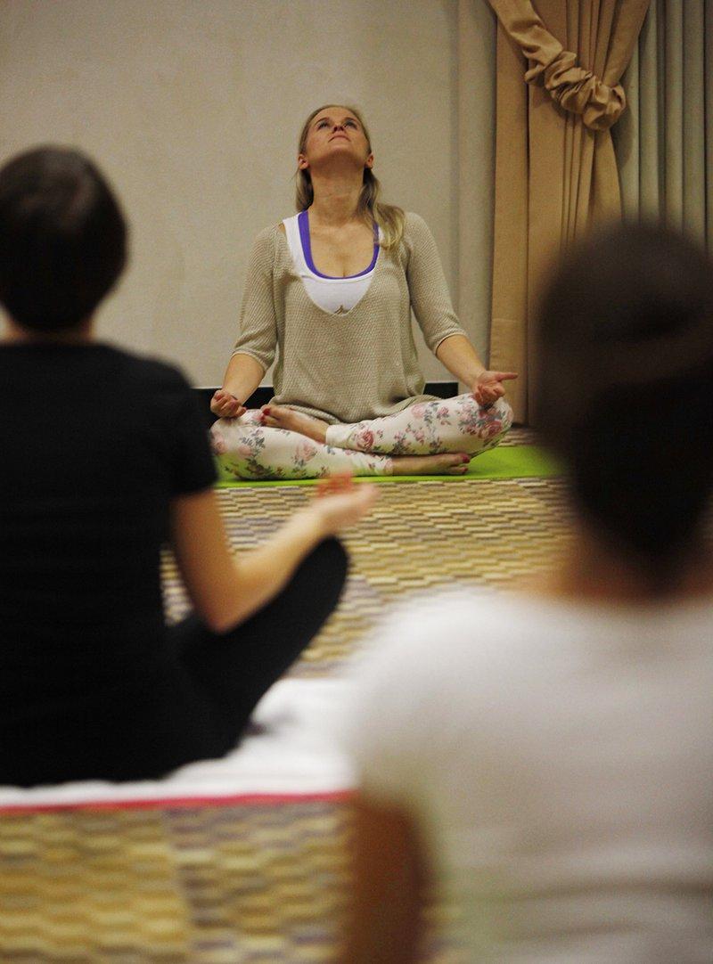 Mokini joga