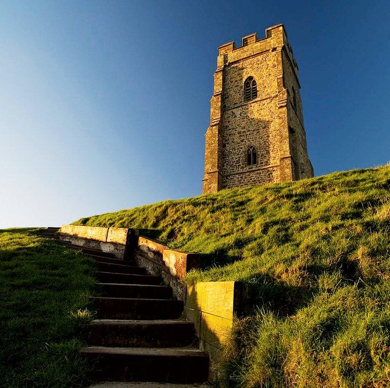 Glastonbury Tor – Anglija