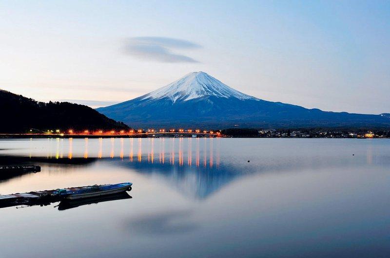 Gora Fuji – Japonska