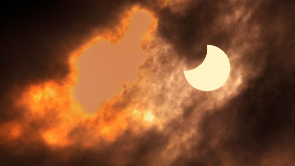 Sončevi mrki imajo izjemno moč (foto: profimedia)