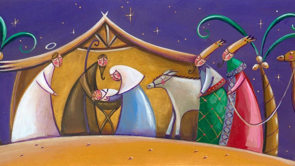 Vabilo na dvanajst svetih dni Božiča (foto: profimedia)