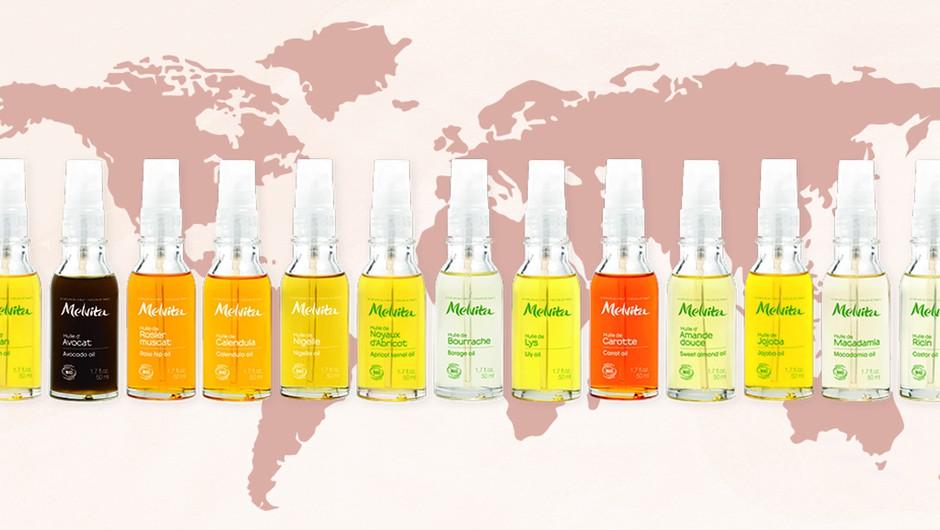 Rastlinska olja – naravni lepotni eliksirji (foto: Melvita)