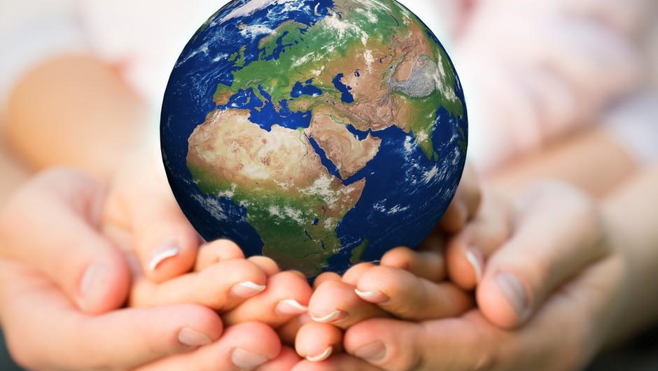 Zemlja nujno potrebuje naše spremembe! (foto: Shutterstock)