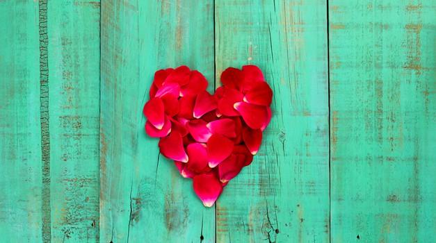 Planeti in Valentinova pričakovanja (foto: Shutterstock)