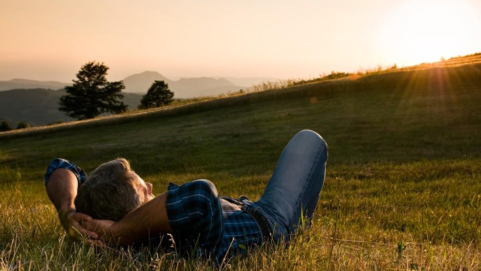 Afirmacije - vera in zaupanje v pozitiven razplet (foto: Shutterstock)