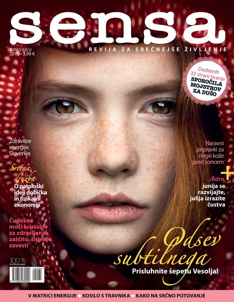 Sensa junij/julij 2015