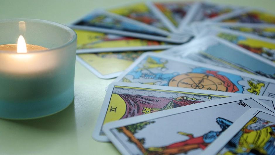 Tarot - hvaležno orodje osebne rasti! (foto: Profimedia)