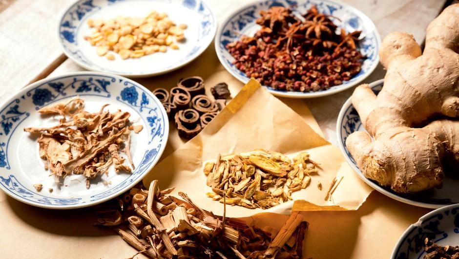 Modrosti prehranjevanja po kitajski tradicionalni metodi (foto: Shutterstock)