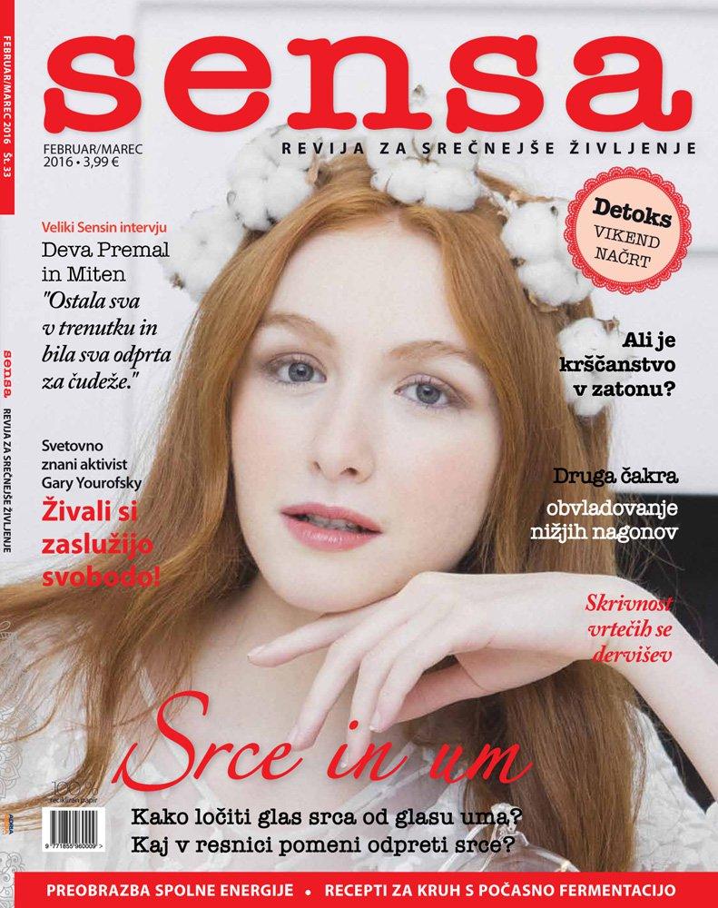 Revija Sensa februar/marec