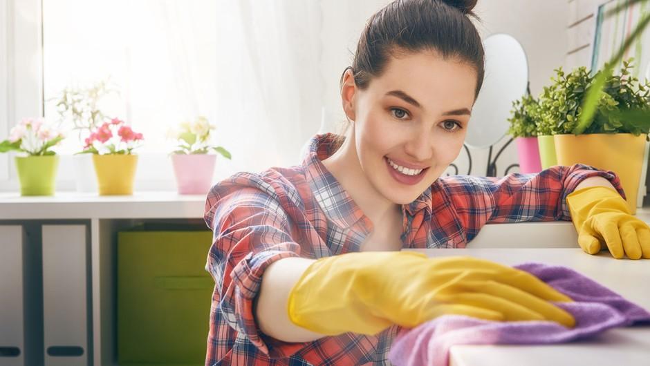 Najboljše rešitve za pravo spomladansko čiščenje vašega doma! (foto: Shutterstock)