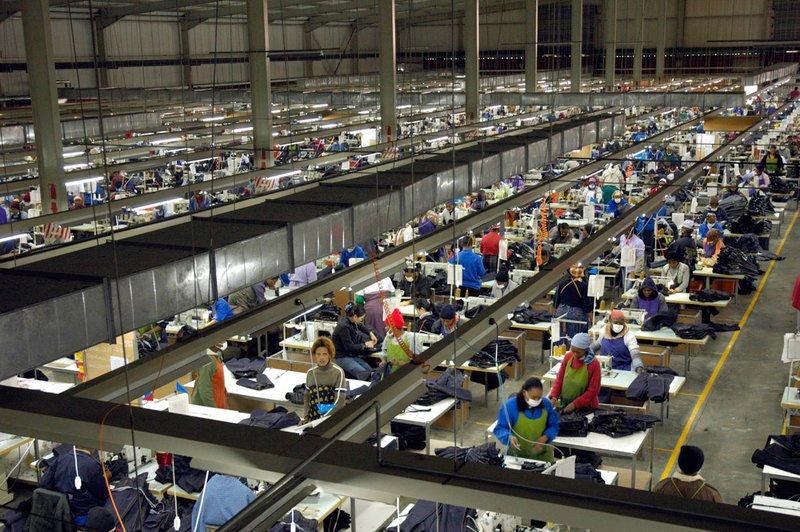 proizvodnja tekstila