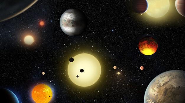 Odkrito rekordno število novih planetov (foto: Profimedia)