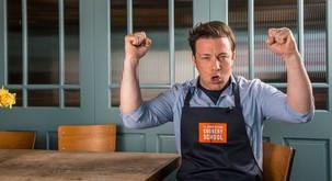 """Jamie Oliver: """"Dostop do dobre, sveže in hranljive hrane je človeška pravica vsakega otroka."""""""