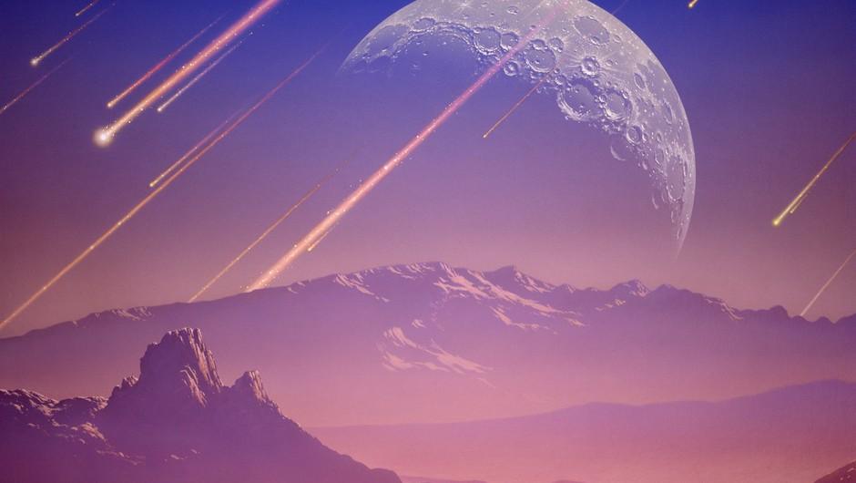 Ne zamudite: V tem tednu nas čaka najsvetlejši meteorski dež stoletja! (foto: Profimedia)