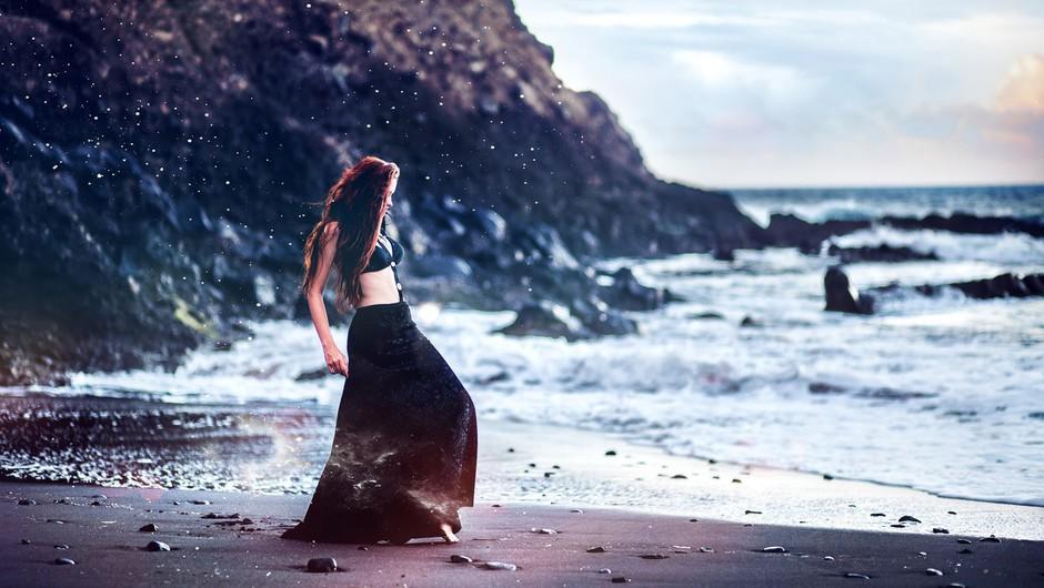 """Kristina De Ventus: """"Dokler nisi zgrožen nad sabo, o sebi ne veš ničesar"""" (foto: Profimedia)"""