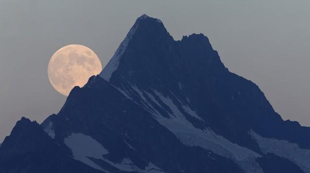 Prihaja največja super luna stoletja (foto: profimedia)