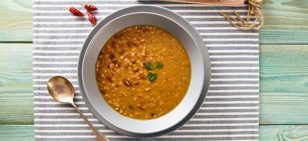 Recept: Veganski ričet