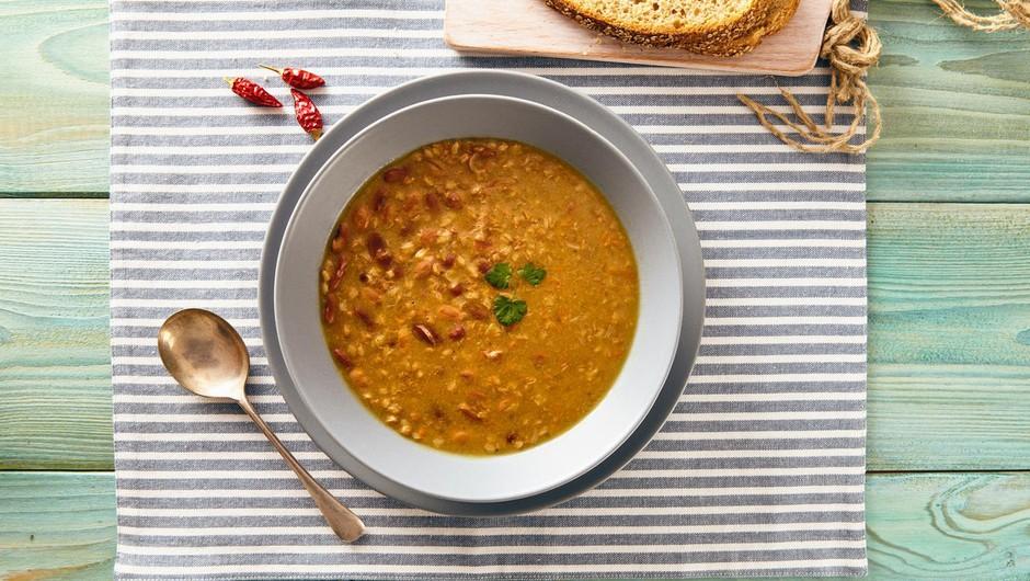 Recept: Veganski ričet (foto: Profimedia)