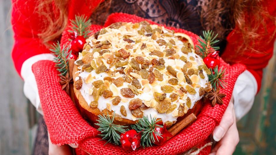 Božični kolač ali paneton (veganski) (foto: profimedia)