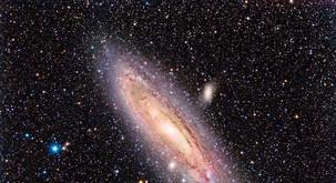 Galaktična iniciacija – Andromeda / V nove možnosti s preseganjem zataknjenosti in družinskih vzorcev