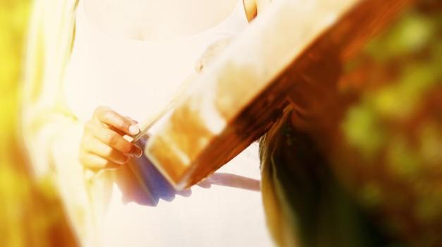 Prisluhnite šamanskemu bobnanju (foto: profimedia)