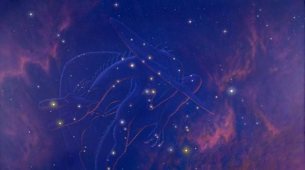 Galaktična iniciacija – Zmaj / Razgaljanje in preobrazba nepopolnega za boljši jutri (foto: profimedia)