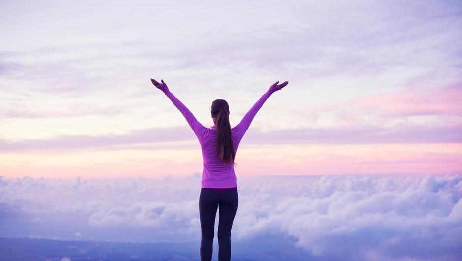 Zgodba: Dvigni se visoko nad težave (foto: profimedia)