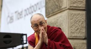 Dalajlama: »Zgraditi moramo mir v sebi«
