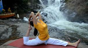 Mednarodni dan joge 2017