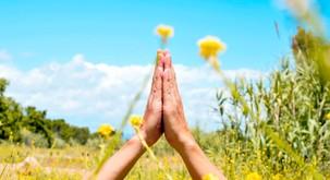 Molitev soncu na poletni solsticij