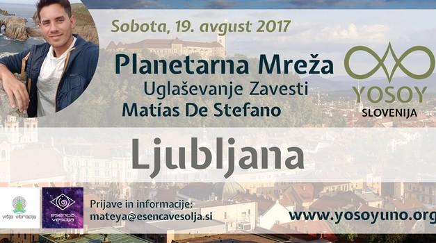 V Slovenijo prihajaMatias De Stefano