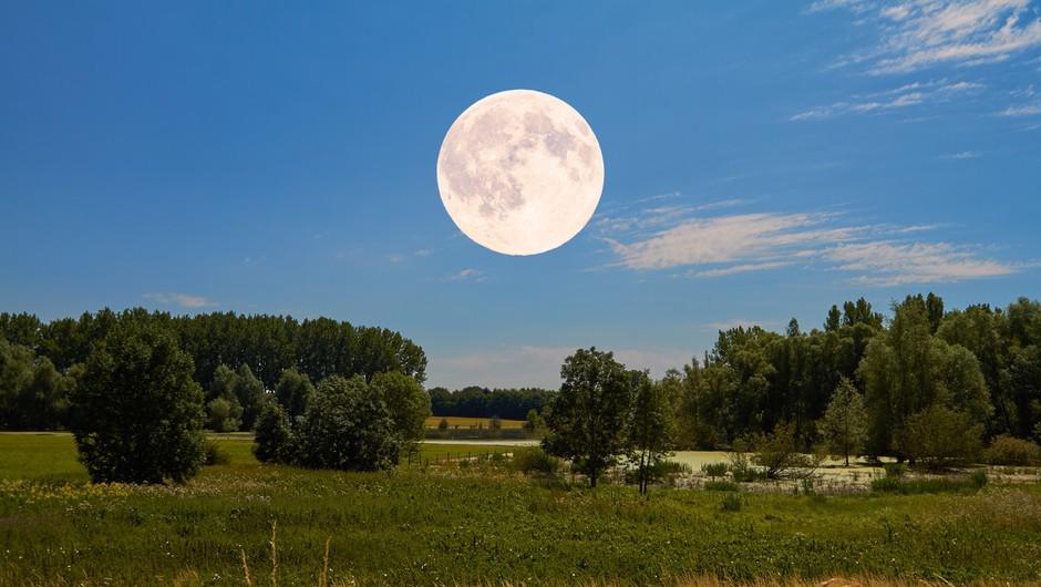 Polna luna v znamenju kozoroga (nedelja, 9. julij) (foto: profimedia)