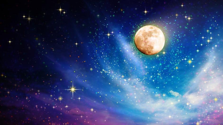 Lunin mrk (7. 8.) in revolucionarna energija avgusta (foto: profimedia)