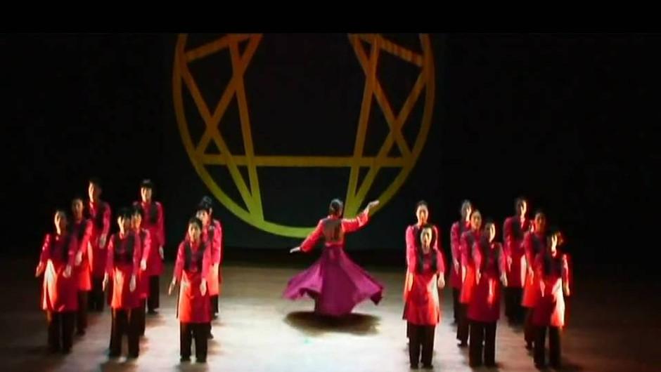 Sveti plesi po Gurdjieffu: Prisotnost - ključ do lastnega potenciala (foto: yutube.com)
