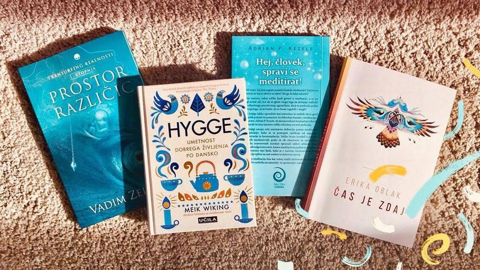 4 čudovite knjige za drugačen pogled na življenje (foto: promocijsko gradivo)