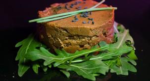 Recept: Veganski tatarski biftek